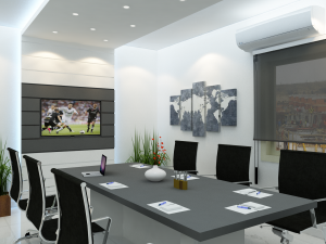 Al Khaleej Investment - 3D - Conference Room 1